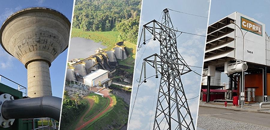production electricite et eau potable
