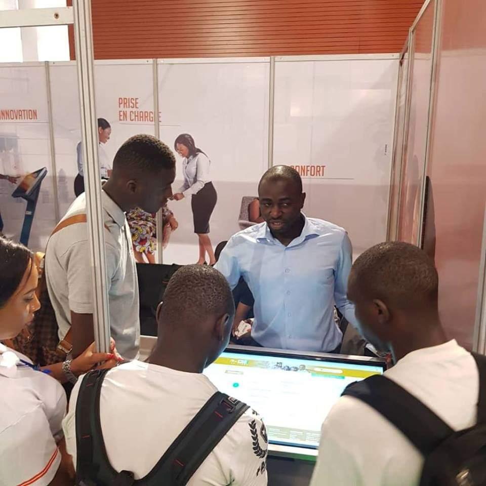 2ème édition du salon d'Innovation d'Abidjan : La CIE partage son expérience du digital